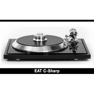 EAT C-Sharp turntable